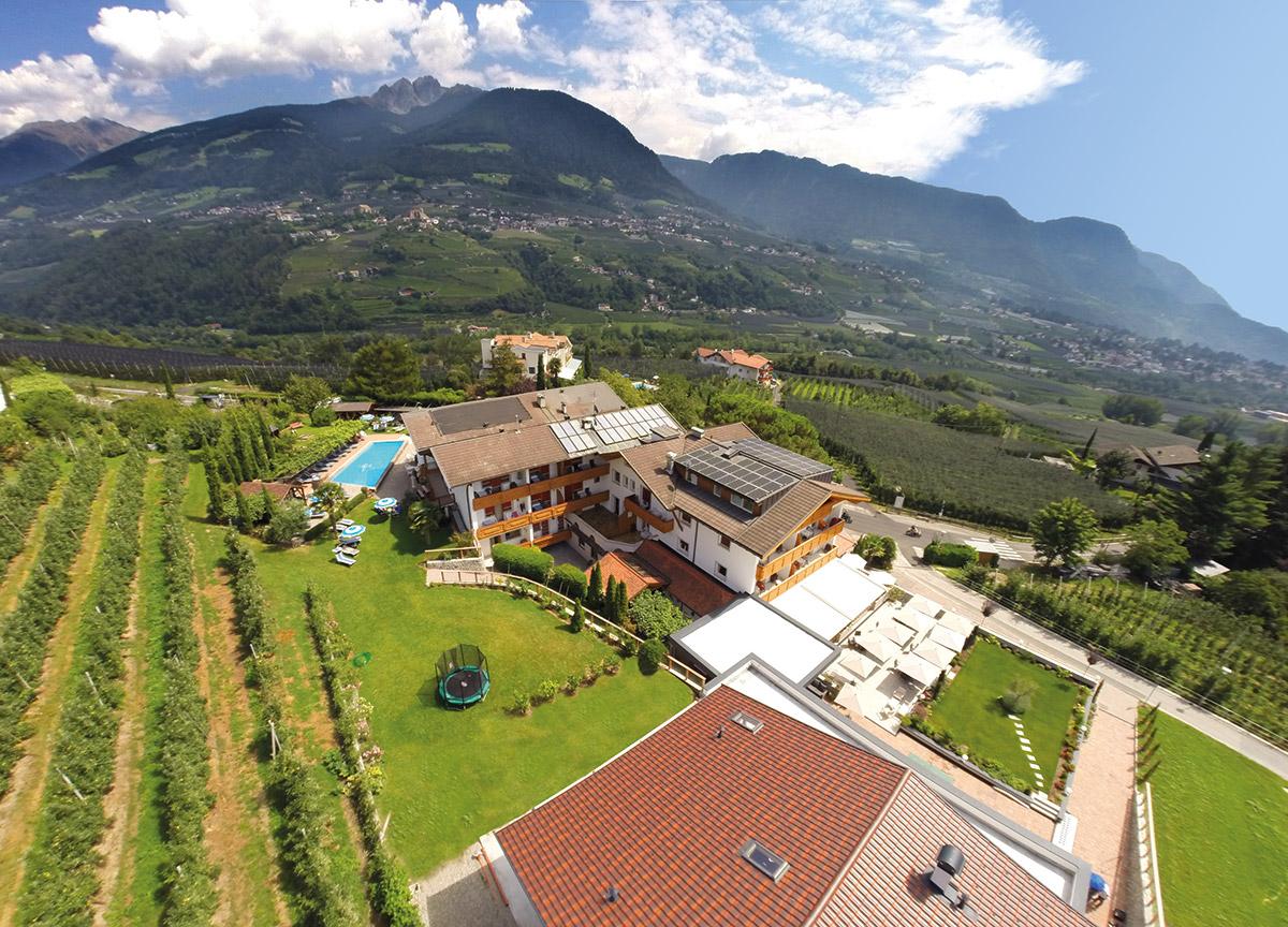 Anreise Dorf Tirol S 252 Dtirol Hotel Der Eichenhof 3 Sterne